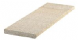 GRANITE STEP BULL NOSE YELLOW 1200 x 400 x 50MM